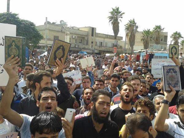 IDLIB PROTEST 26-09-14