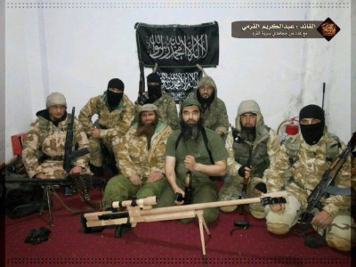 "Syria Feature: US Government Designates Chechen-Led Insurgents as ""Terrorists"""