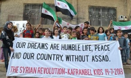 Syria Interview: Can Protests Be Kept Alive in Kafranbel?