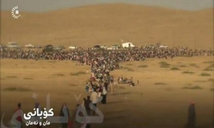 Syria Daily, Sept 20: The Islamic State's Assault on the Kurds Nears Kobane