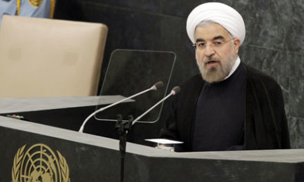 "Iran Analysis: Rouhani's Speech to UN on Nuclear Talks — ""We Cannot Trust Those Who Impose Sanctions"""