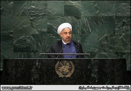Iran Daily, Sept 26: Rouhani Challenges the US on Iraq and Syria