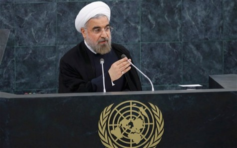 """Iran Analysis: Rouhani's Speech to UN on Iraq and Syria — """"We Fight Terrorism. West Has Fostered It"""""""
