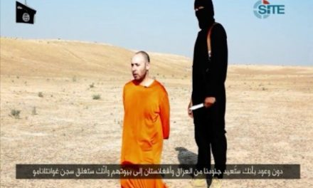 Syria Daily, Sept 3: Islamic State Beheads 2nd US Journalist, Stephen Sotloff