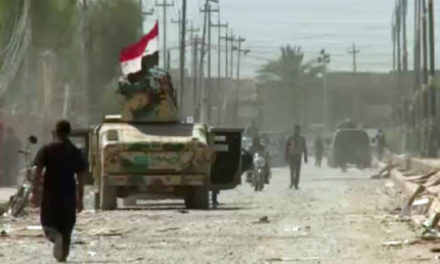 Iraq Daily, Sept 4: Iraqi Forces Try Again to Defeat Islamic State in Tikrit