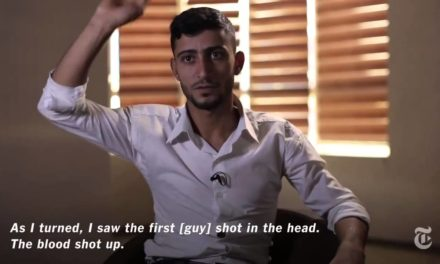 Iraq Video Feature: The Man Who Survived the Islamic State's Massacre Near Tikrit