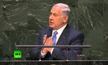 "Israel-Palestine Feature: Netanyahu to UN — ""Hamas=Islamic State=Iran"""
