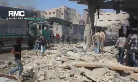 Syria Daily, Sept 7: 50+ Killed as Regime Bombs Islamic State in Raqqa