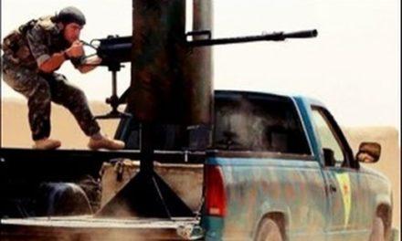 Syria Daily, Sept 30: Kurds Hold Off Islamic State Near Kobane