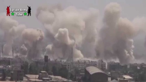 Syria Daily, Sept 4: The Continuing Regime Assault on Jobar in Damascus