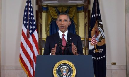 "Syria & Iraq Video: Obama Speech — ""Degrade and Destroy"" the Islamic State"