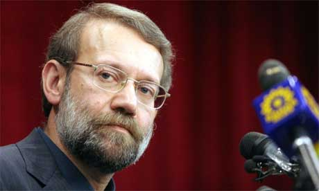 Iran Daily, Oct 15: Larijani Boosts Government's Pursuit of Nuclear Deal