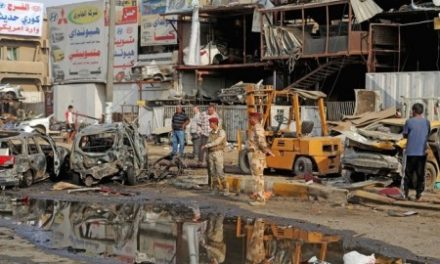 Iraq Daily, Oct 17: Another 50 Die in Islamic State's Bombs in Baghdad on Thursday