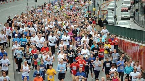 EA on the Road: The Birmingham Half-Marathon