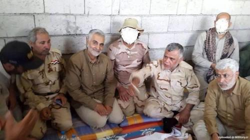 SOLEIMANI IRAQ MILITIAS