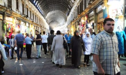 """Syria Daily, Oct 31: Economic Difficulties in Damascus — """"Unimaginable Prices for the Winter"""""""