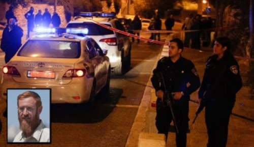 Israel-Palestine Daily, Oct 30: Prominent Right-Wing Activist Shot in Jerusalem