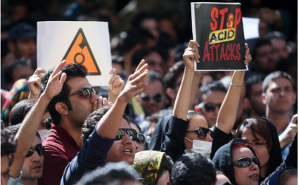 Iran Daily, Oct 25: Regime Tries to Counter Public Unease Over Acid Attacks