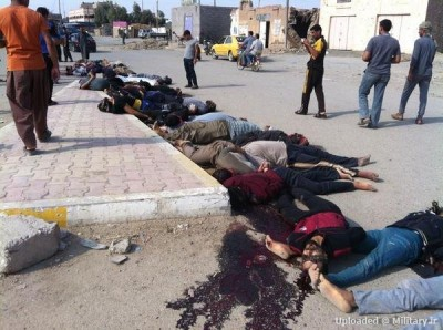 Iraq Daily, Nov 2: Another Mass Killing by Islamic State in Anbar Province in West?