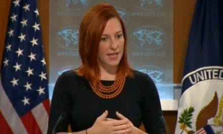 """Syria Video Feature: How Did State Department Answer Question, """"Why So Few US Airstrikes Near Kobane?"""""""