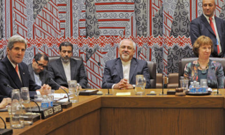 """Iran Daily, Oct 16: Kerry, Zarif, Ashton Hold Nuclear Talks To Close """"Significant Gaps"""""""