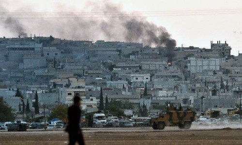 Syria Daily, Nov 20: Is Islamic State About to Lose Battle of Kobane?