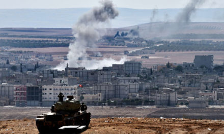 Syria Daily, Oct 10: Will US & Turkey Agree on a Strategy Over Kobane — and Beyond?