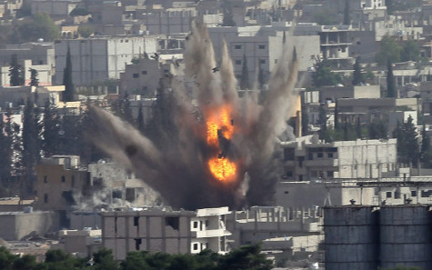 Syria Daily, Oct 14: US Coalition Meets in Washington — But Will It Matter for Kobane…or Al-Waer?