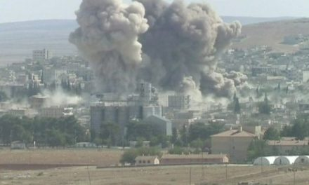 "Syria Analysis: ""Unless the US Meets Turkey's Concerns, Kobane Will Fall"""