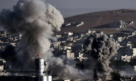 Syria Daily, Oct 12: Street-to-Street Battles In Kobane Between Kurds and Islamic State