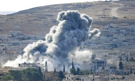 """Syria Daily, Oct 16: US Military — """"We Killed 100s of Islamic State Fighters Near Kobane"""""""