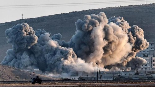 Syria Daily, Oct 19: Stalemate and Islamic State Suicide Bombs in Kobane