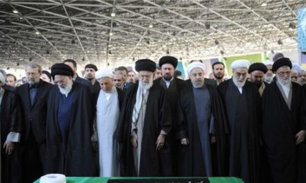 Iran Daily, Oct 24: A Show of Unity at a Funeral or A Sign of Divisions Within the Regime?