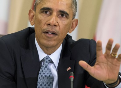 """Syria Feature: Obama Administration — """"We Will Not Work with Insurgents Against Islamic State"""""""