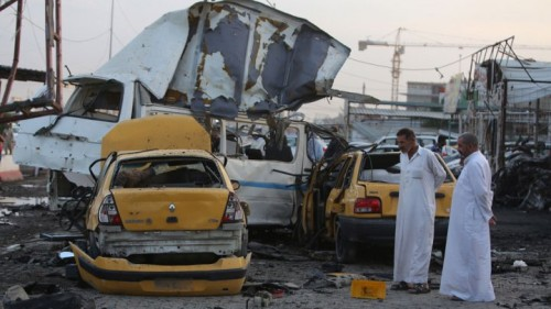 Iraq Daily, Oct 15: MP Among Latest Victims of Islamic State's Baghdad Bombs