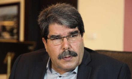 Syria Feature: What Do Kurds Want? — Interview with Kurdish Leader Muslim