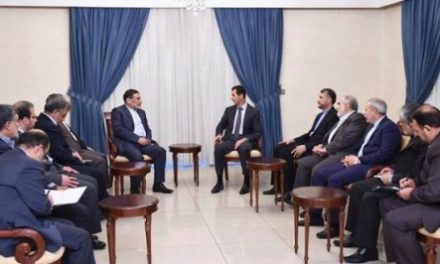 Iran Daily, Oct 1: High-Level Regime Delegation Visits Syria's Assad — Sign of Growing Concern?