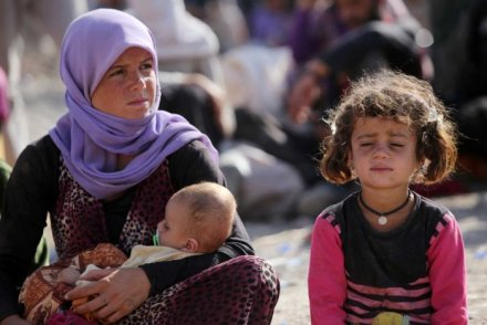 "Iraq Feature: Islamic State Proclaims ""We Enslave and Sell Yazidi Women and Children"""