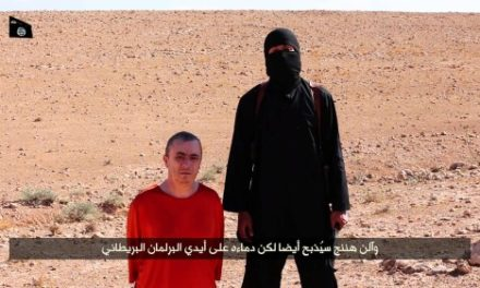 Syria Breaking: Islamic State Beheads British Hostage Alan Henning