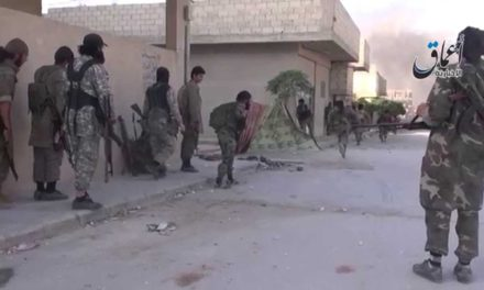 Syria Daily, Oct 11: Islamic State Moves Farther Into Kobane