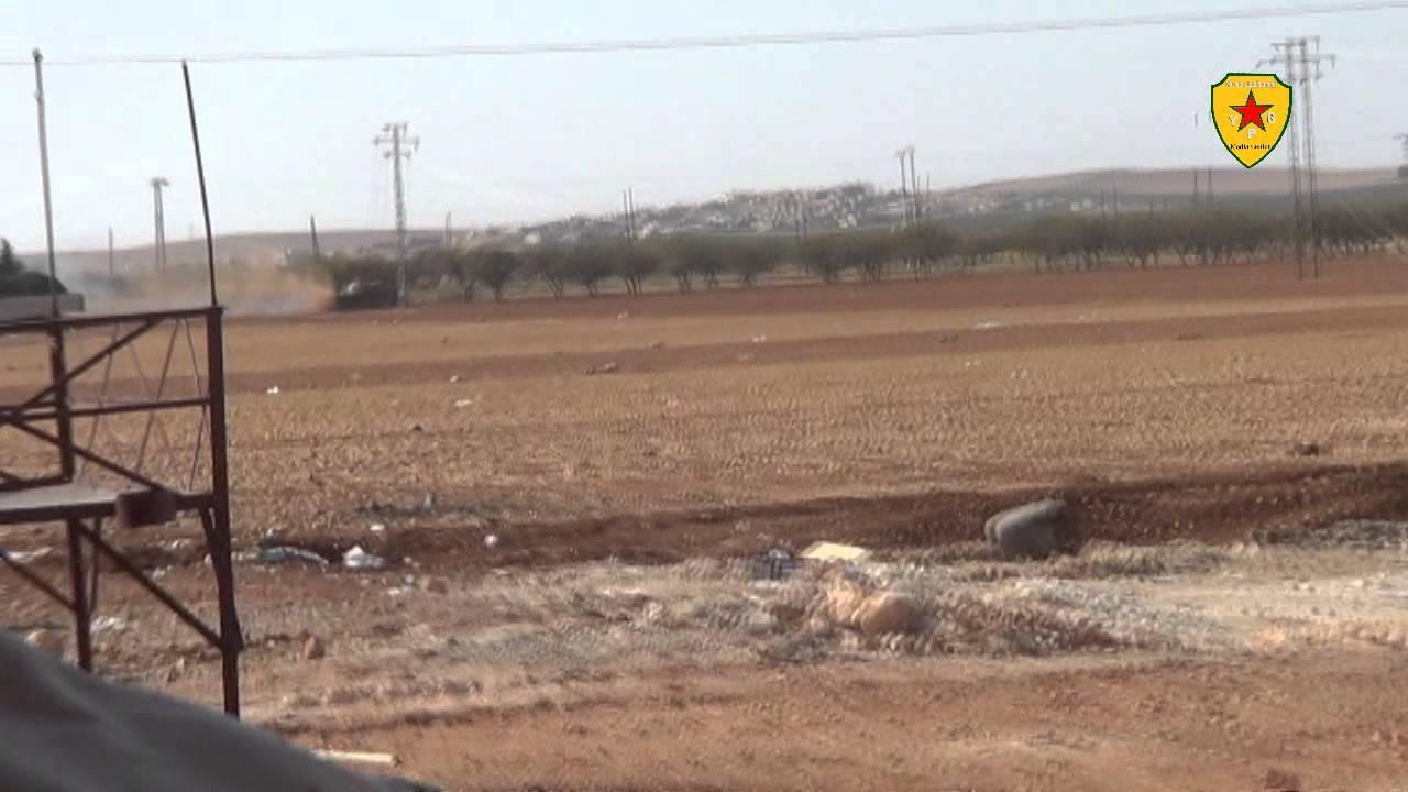 Syria Daily, Oct 5: Islamic State Presses Attacks Near Kurdish Center of Kobane