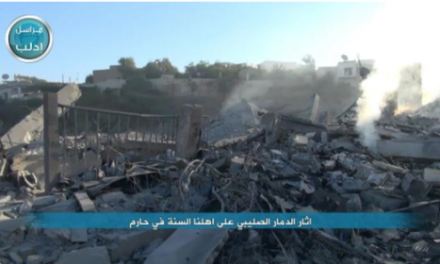 Syria Daily, Nov 7: What Now in the US War on Insurgents?