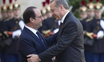 "Turkey Daily, Nov 1: Erdogan & French President Hollande — ""Beyond Kobane, Wider Fight in Syria Against Assad"""