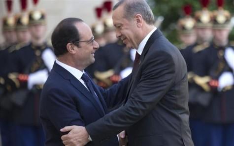 "Turkey Daily, Nov 1: Erdogan & French President Hollande — ""Beyond Kobane, Wider Fight in Syria Against Assad"""