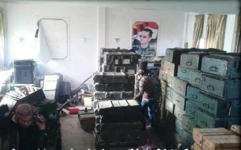 Syria Daily, Nov 10: Insurgents Take Key Town of Nawa, South of Damascus