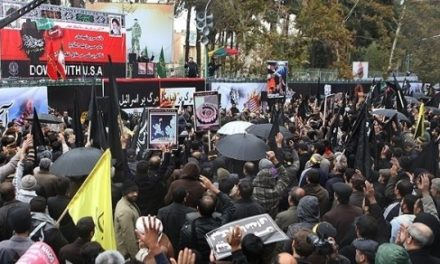 Iran Daily, Nov 5: Regime Stages Rallies on Anniversary of US Embassy Takeover
