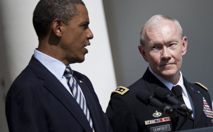 Syria & Iraq Feature: US Military Lashes Out at Obama Over Campaign vs. Islamic State