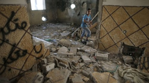 """Israel-Palestine Daily, Dec 4: Why Houses of """"Arab Terrorists"""" — But Not """"Jewish Terrorists"""" — Can Be Demolished"""