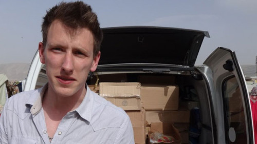 Syria Feature: Islamic State Beheads US Hostage Peter Kassig & Syrian Troops