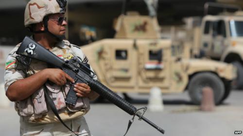 Iraq Daily, Nov 8: Obama Requests $5.8 Billion for Campaign Against Islamic State
